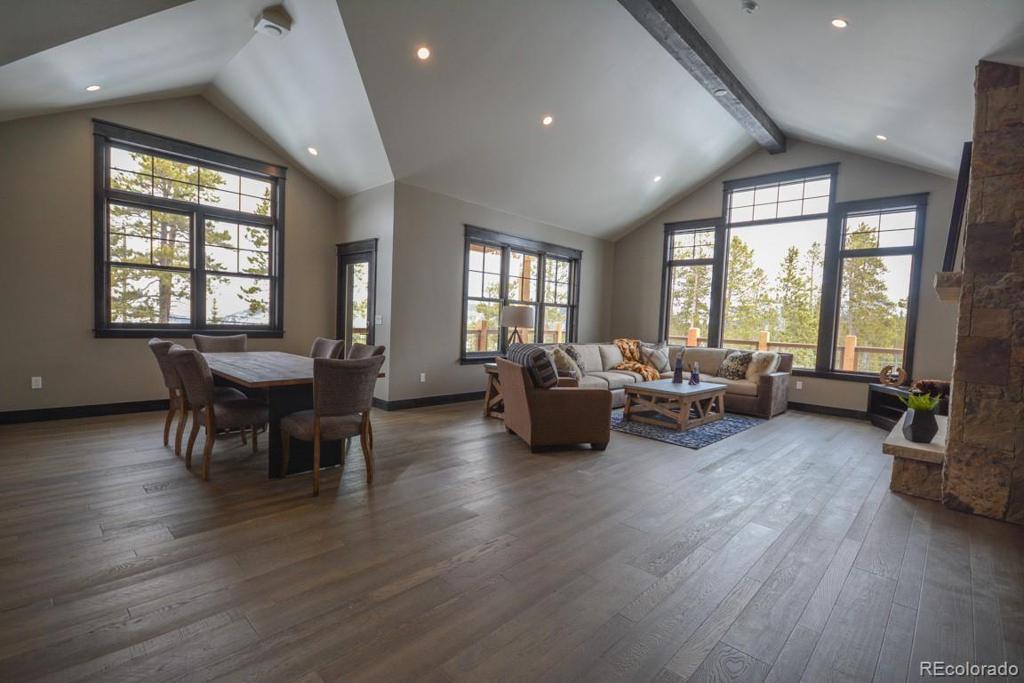 Photo of home for sale at 0079 Retreat Drive, Breckenridge CO