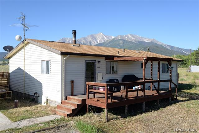 Photo of home for sale at 16920 County Road 338, Buena Vista CO
