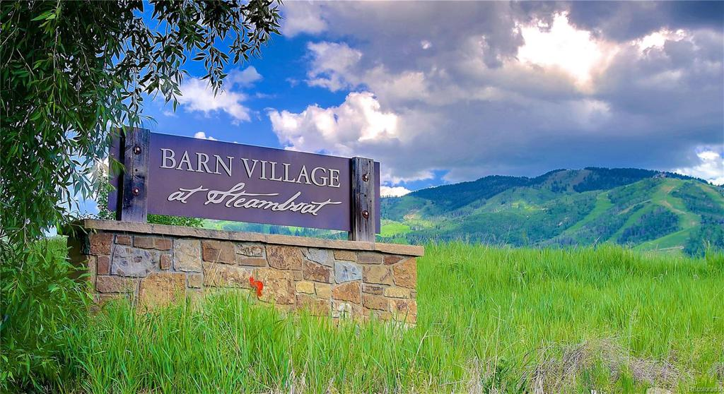 Photo of home for sale at 795 Twilight Lane, Steamboat Springs CO