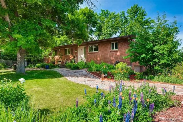 Photo of home for sale at 3295 Miller Street, Wheat Ridge CO