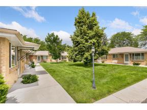 Property for sale at 3705 Yukon Court, Wheat Ridge,  Colorado 80033