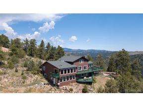 Property for sale at 119 Turkey Lane, Bailey,  Colorado 80421