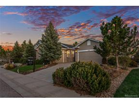 Property for sale at 6186 Vacquero Drive, Castle Pines,  Colorado 80108