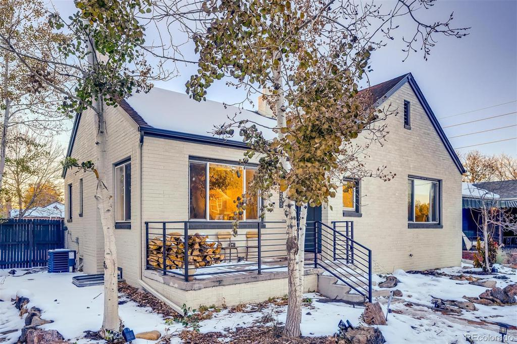 Photo of home for sale at 1285 Forest Street, Denver CO