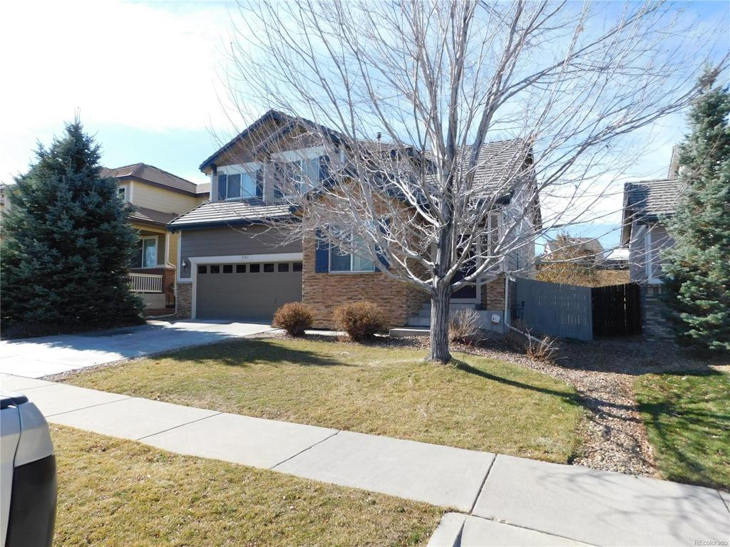 Photo of home for sale at 3783 Shawnee Way S, Aurora CO