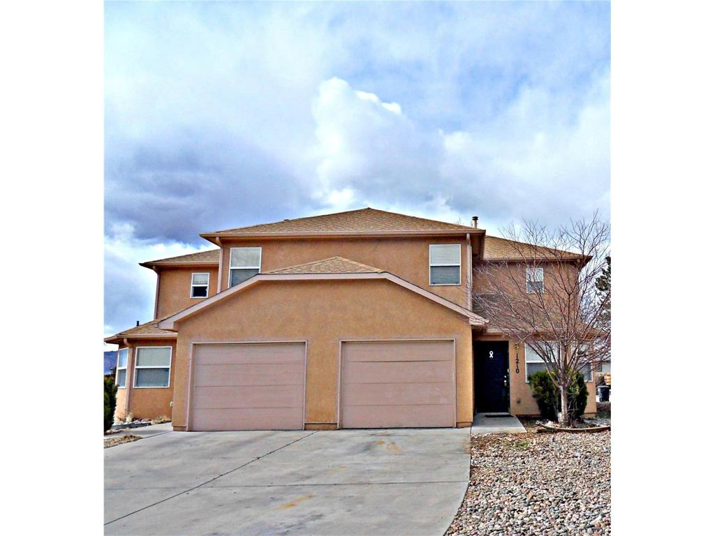 Photo of home for sale at 1208 Nichols Boulevard, Colorado Springs CO