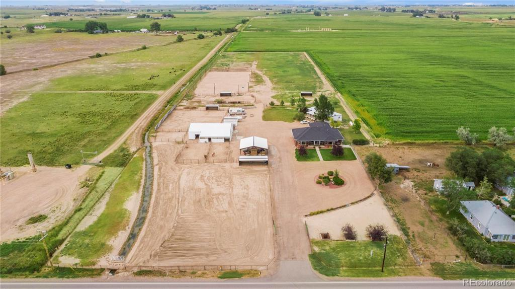 Photo of home for sale at 24505 Highway 392, Greeley CO