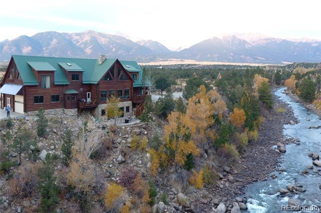Photo of home for sale at 30000 County Road 371, Buena Vista CO