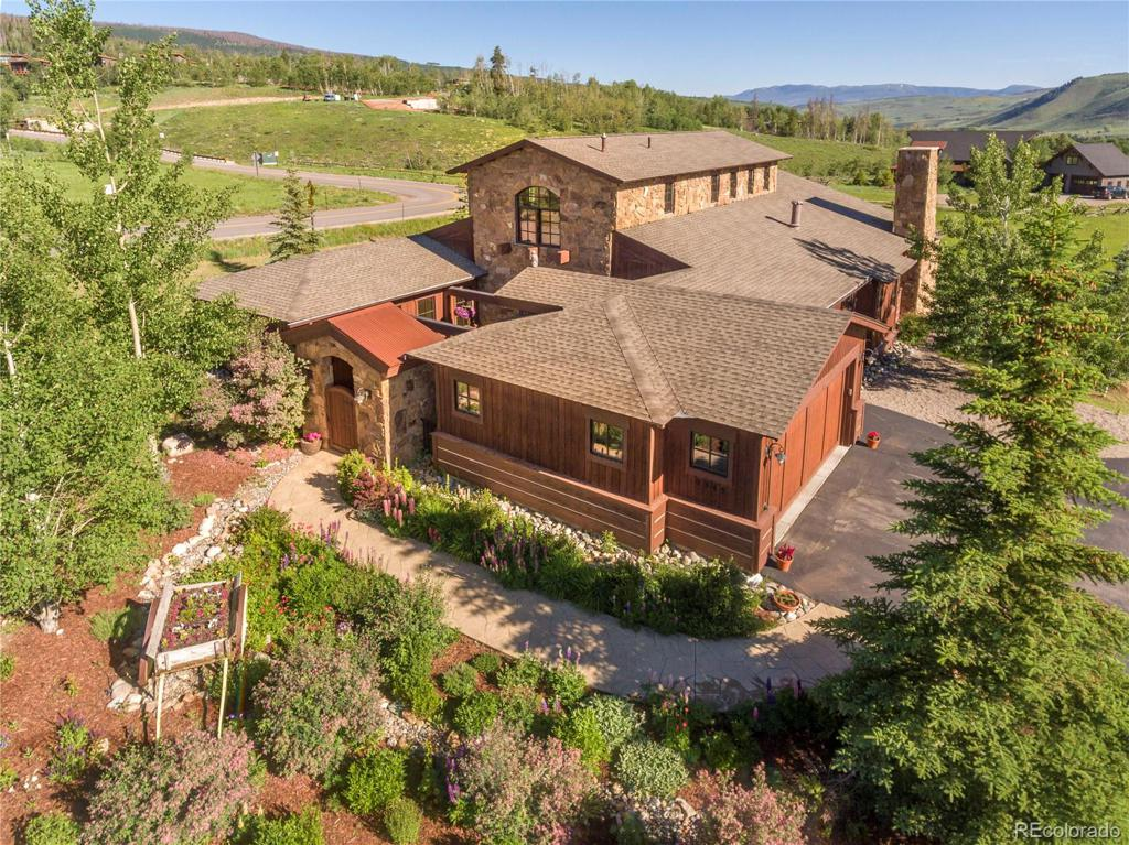 Photo of home for sale at 345 Game Trail Road, Silverthorne CO