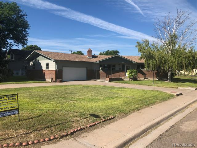 Photo of home for sale at 830 9th Street W, Wray CO