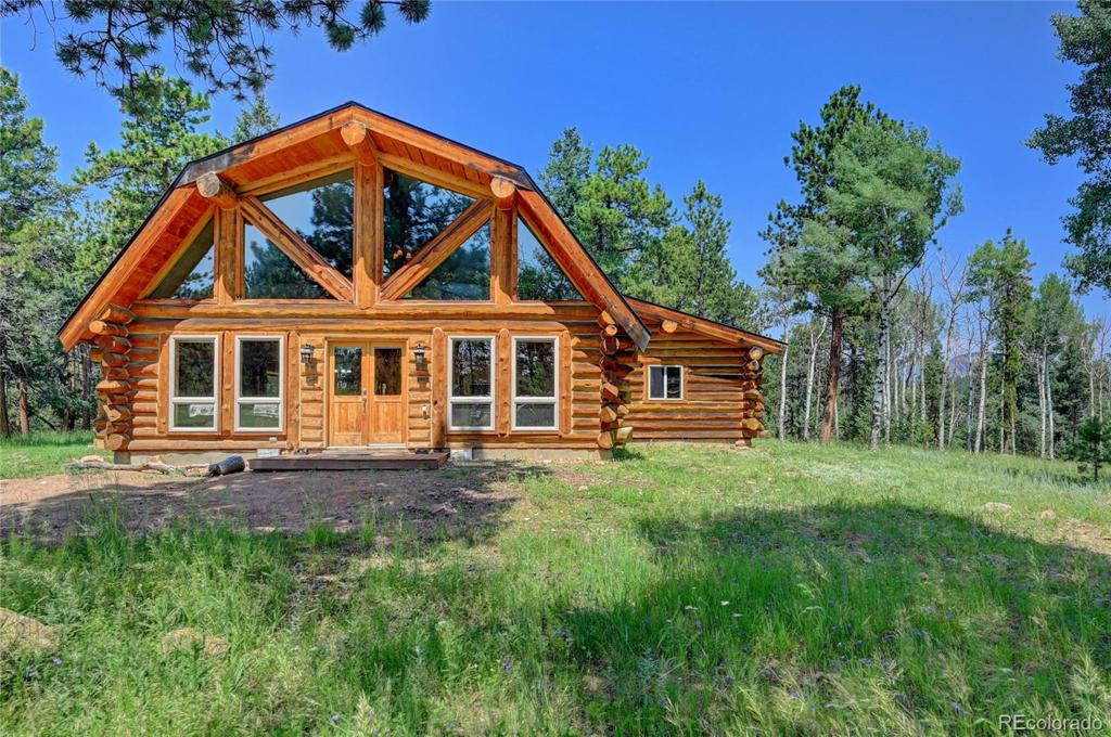 Photo of home for sale at 669 Mount Evans Boulevard, Pine CO