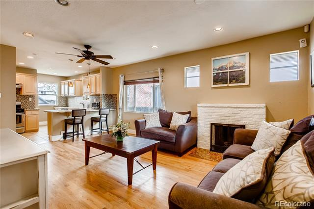 Photo of home for sale at 4334 Zuni Street, Denver CO