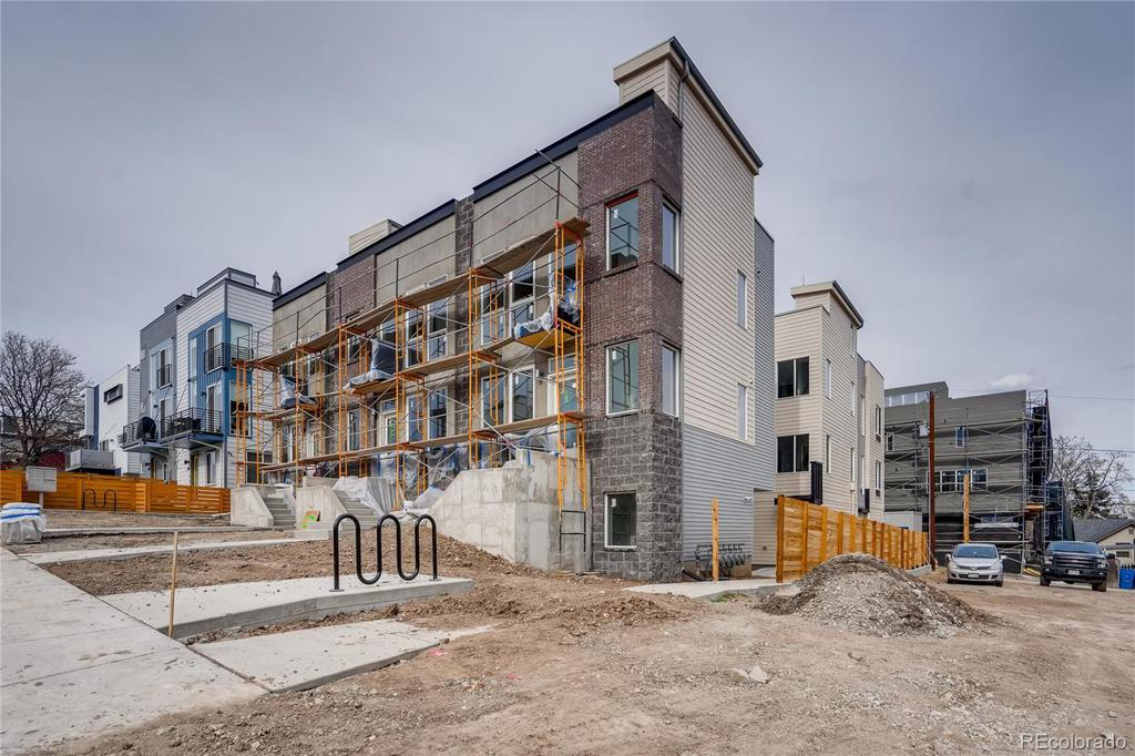 Photo of home for sale at 1268 Perry Street, Denver CO