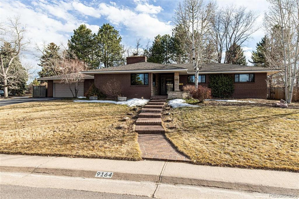 Photo of home for sale at 9164 Tufts Avenue E, Greenwood Village CO