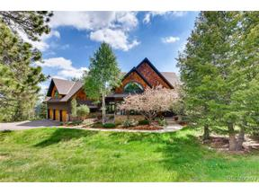 Property for sale at 31525 Golden Meadow Drive, Evergreen,  Colorado 80439