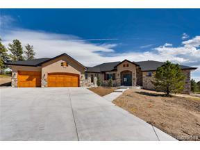 Property for sale at 5860 Hidden Oaks Court, Parker,  Colorado 80134
