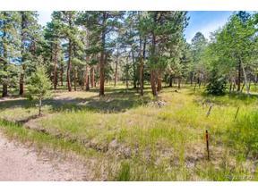 Property for sale at 0-3 Richmond Hill Road, Conifer,  Colorado 80433