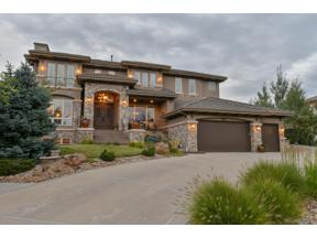 Property for sale at 981 Buffalo Ridge Road, Castle Pines,  Colorado 80108