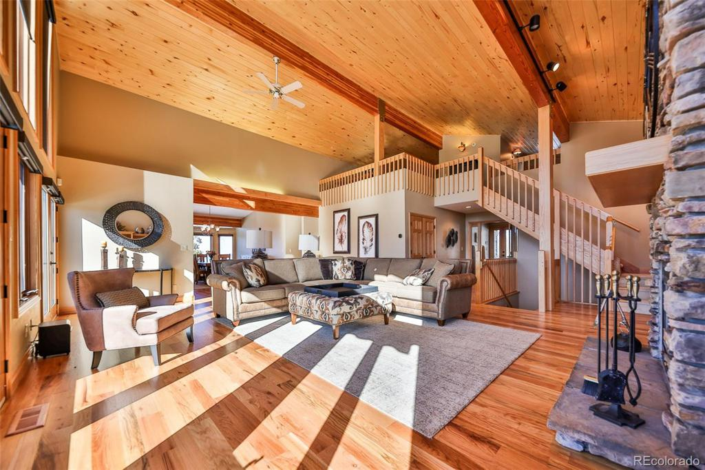 Photo of home for sale at 5280 County Road 8, Fraser CO