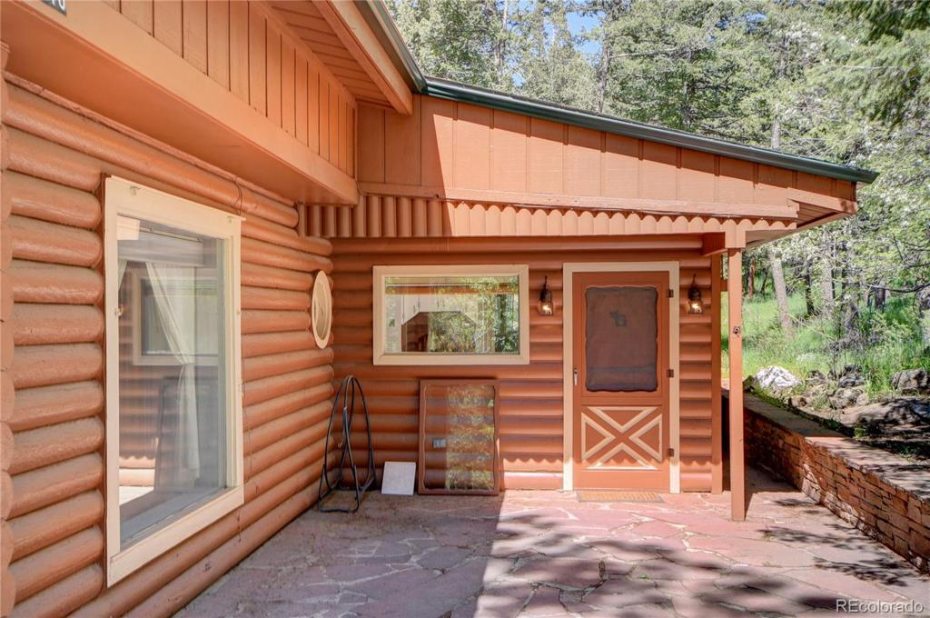Photo of home for sale at 23070 Pinecrest Road, Golden CO