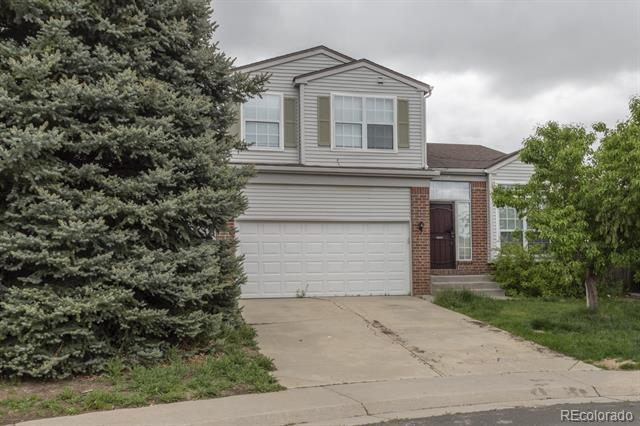 Photo of home for sale at 3518 Fundy Court South, Aurora CO