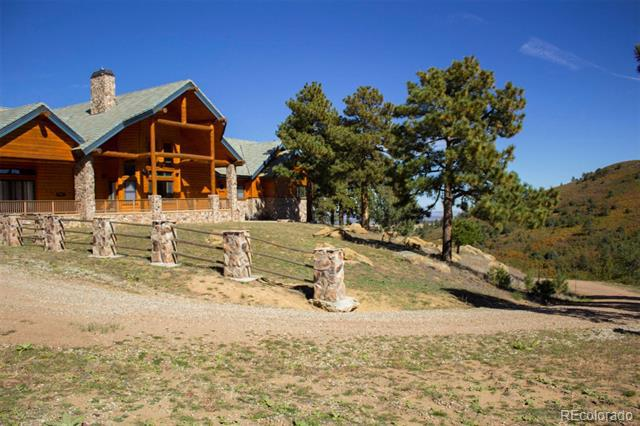 Photo of home for sale at 6600 Co Road 363, La Veta CO