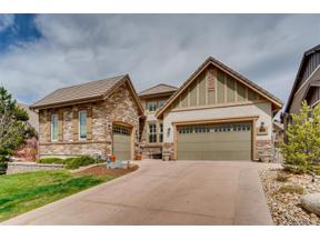 Property for sale at 10687 Featherwalk Way, Highlands Ranch,  Colorado 80126