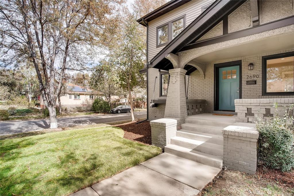 Photo of home for sale at 2690 Bellaire Street, Denver CO