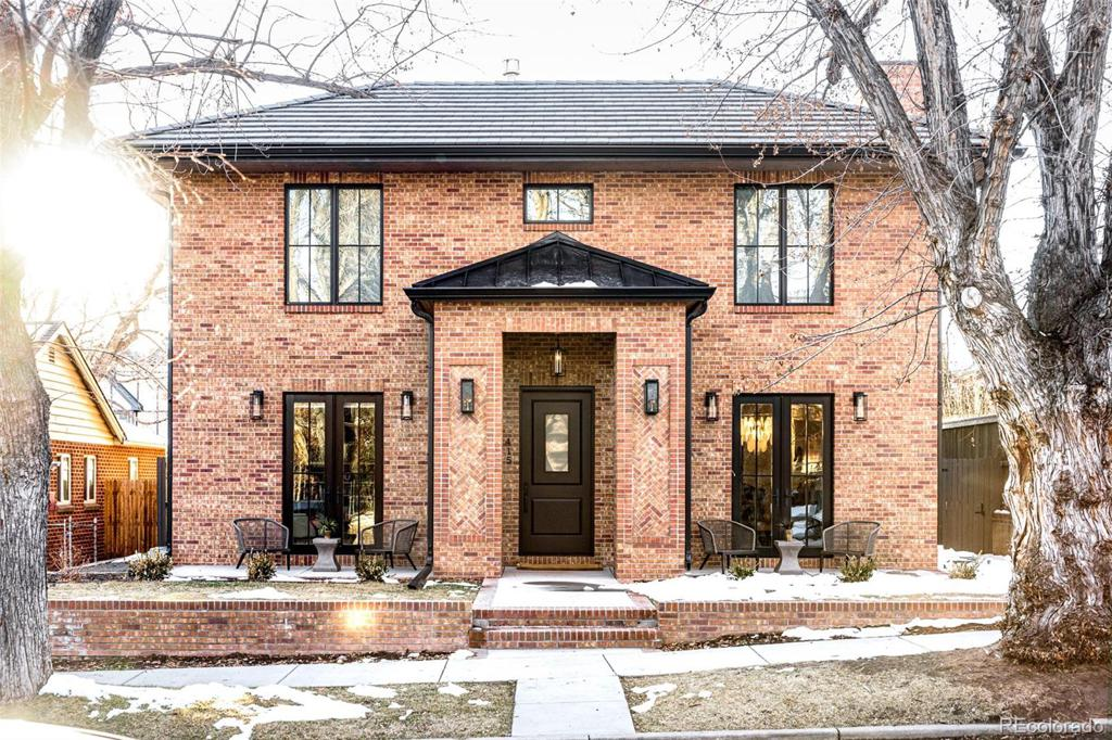 Photo of home for sale at 415 Gaylord Street S, Denver CO
