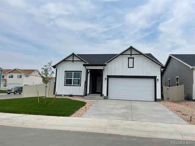 Photo of home for sale at 414 Gila Trail, Ault CO