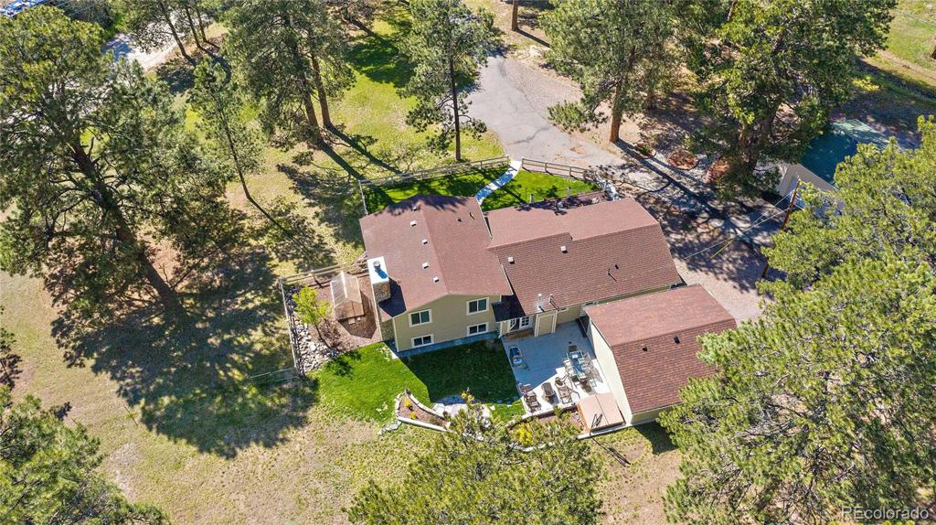 Photo of home for sale at 33988 Goldfinch Drive, Elizabeth CO