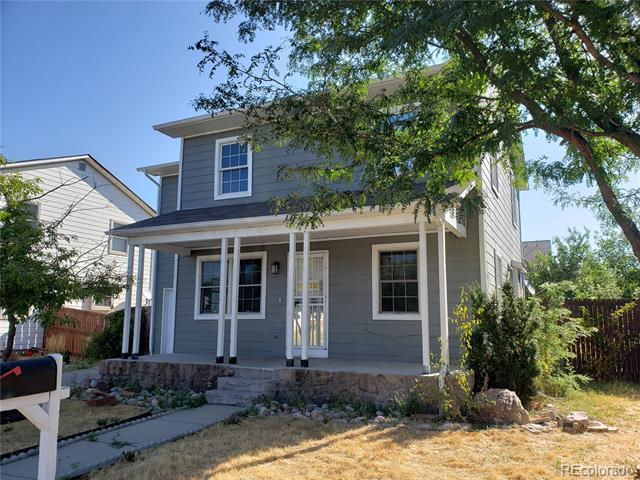 Photo of home for sale at 6140 Pontiac Street, Commerce City CO