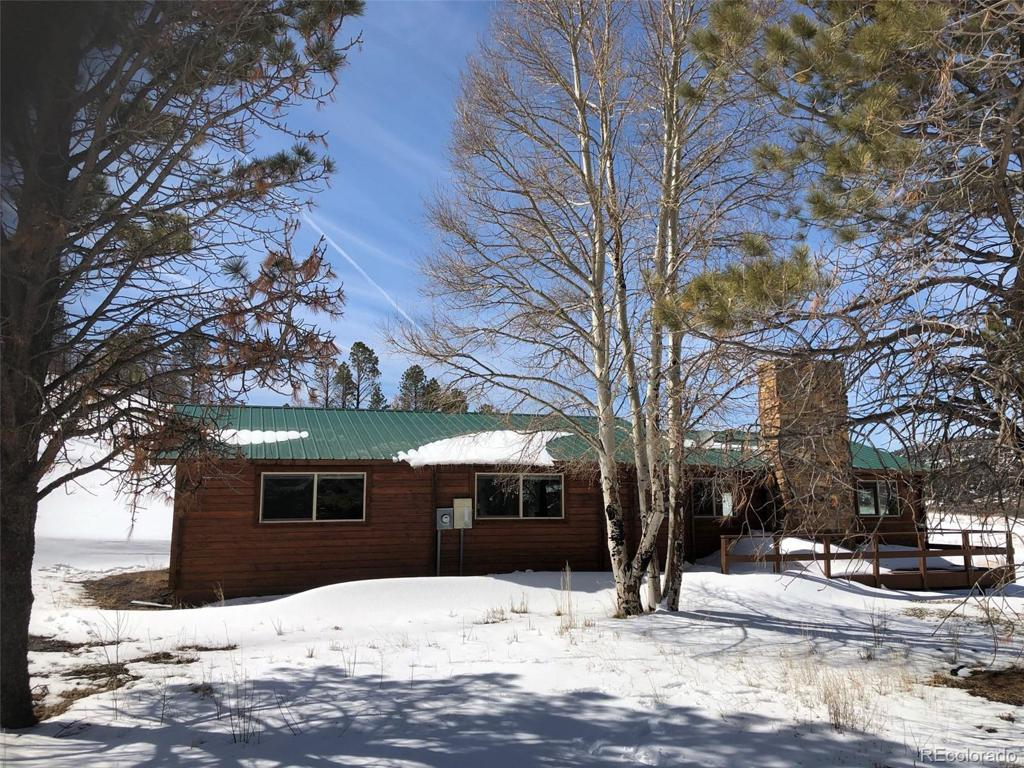 Photo of home for sale at 0 Beekman Road, Fort Garland CO