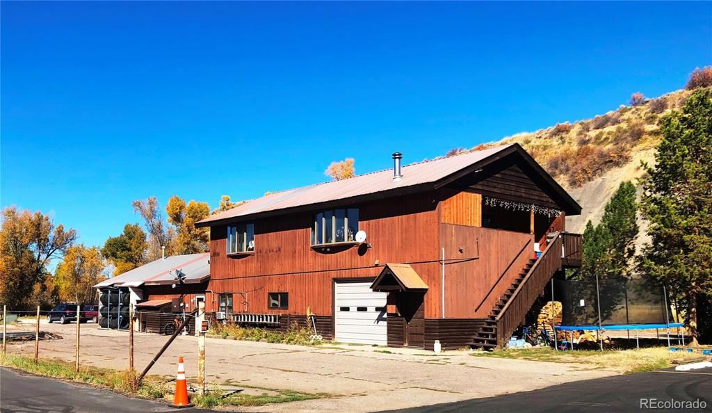 Photo of home for sale at 2101 Snow Bowl Plaza, Steamboat Springs CO