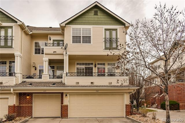 Photo of home for sale at 1467 Dayton Court South, Aurora CO