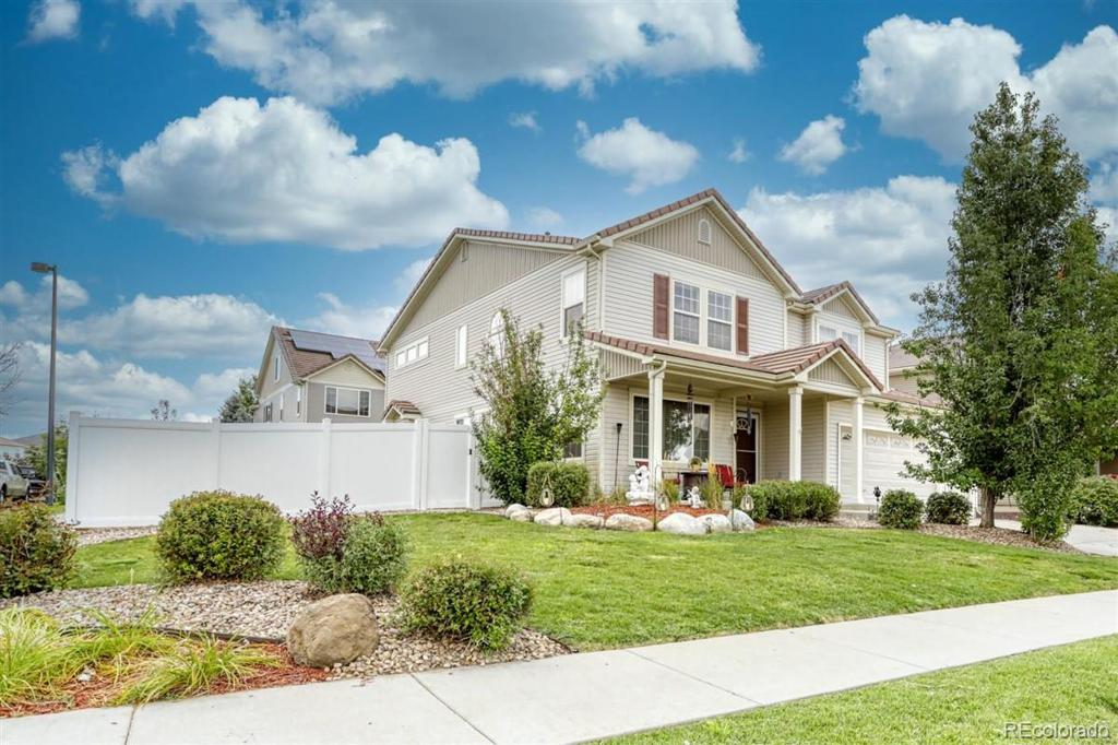 Photo of home for sale at 20859 51st Place E, Denver CO