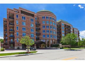 Property for sale at 2400 East Cherry Creek South Drive Unit: 105, Denver,  Colorado 80209