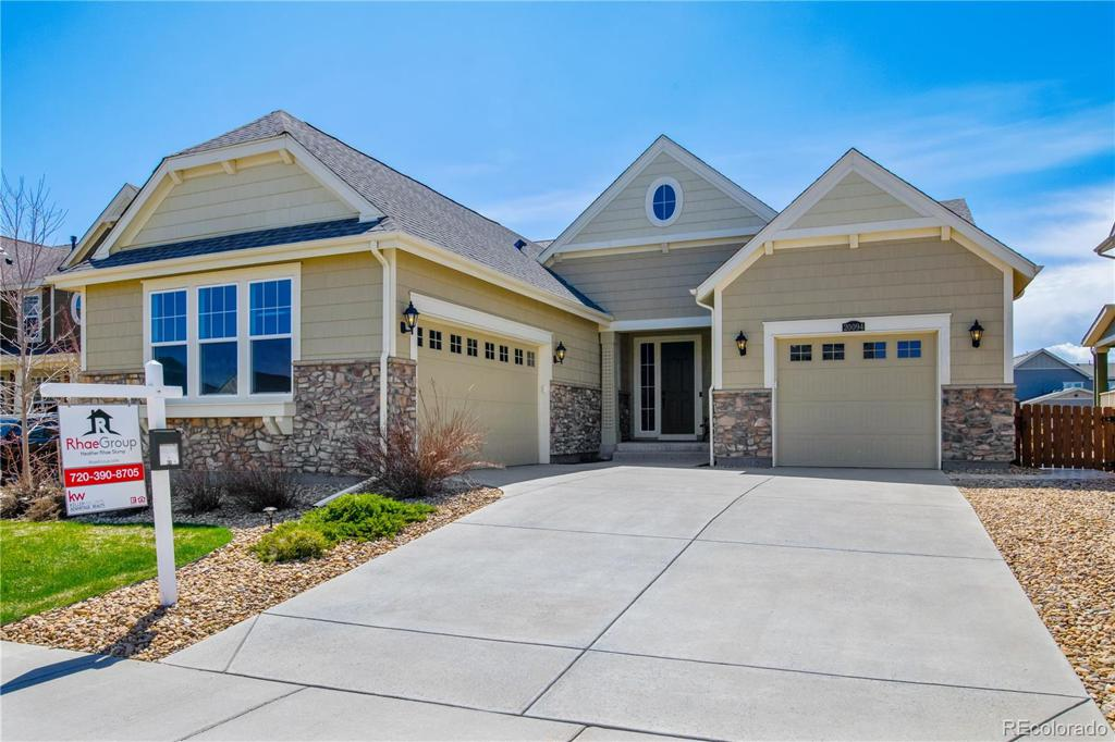 Photo of home for sale at 20094 94th Lane W, Arvada CO