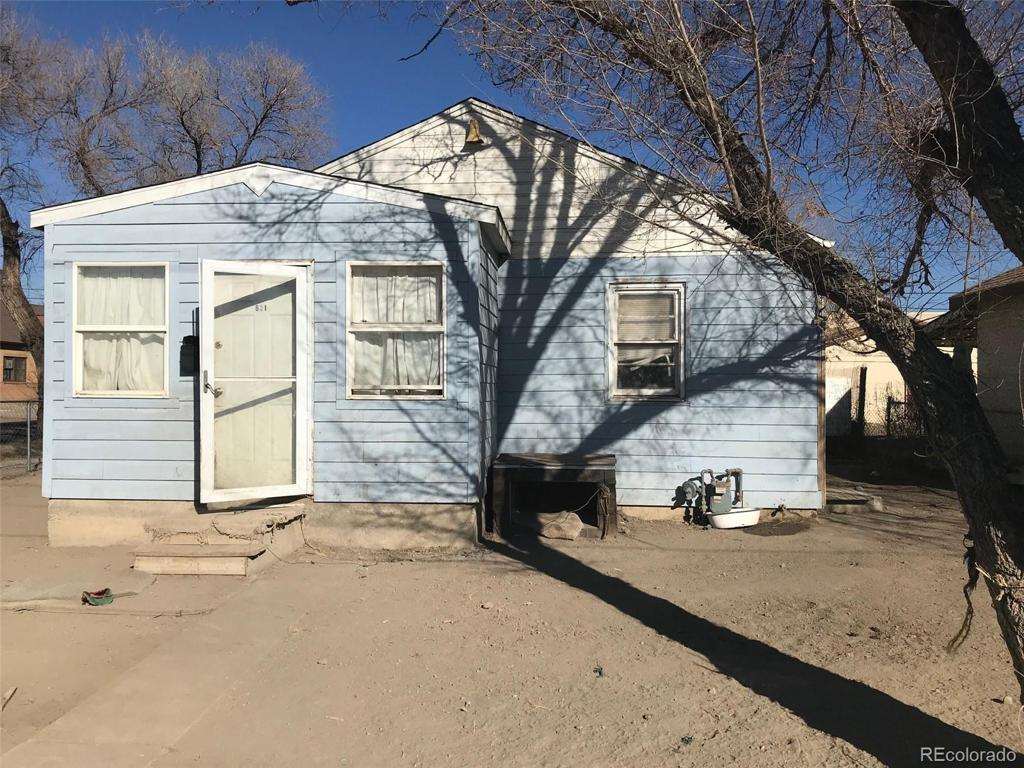 Photo of home for sale at 621 8th Street W, Pueblo CO