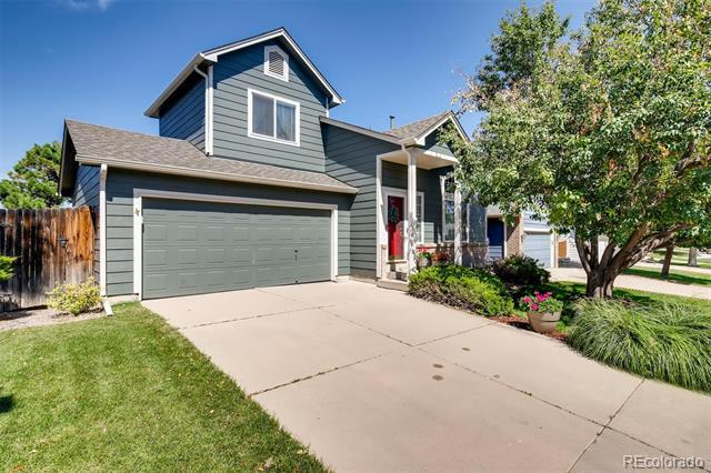 Photo of home for sale at 5337 Spruce Avenue, Castle Rock CO