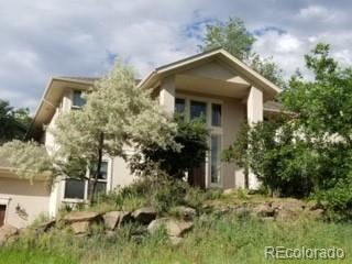 Photo of home for sale at 415 1st Street, Golden CO