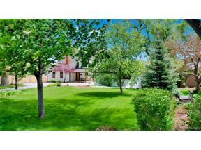 Property for sale at 4650 QUAY Street, Wheat Ridge,  Colorado 80033