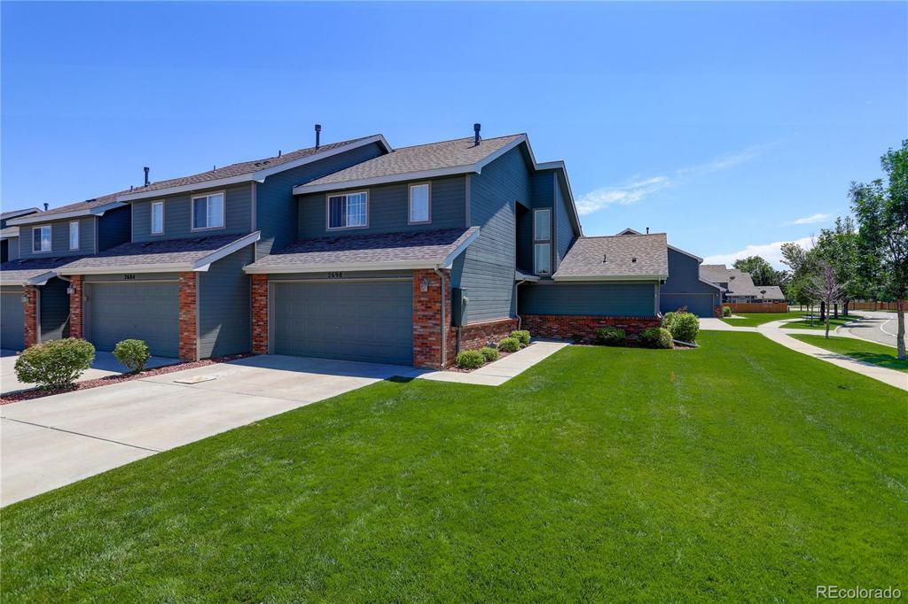Photo of home for sale at 2698 46th Street W, Loveland CO