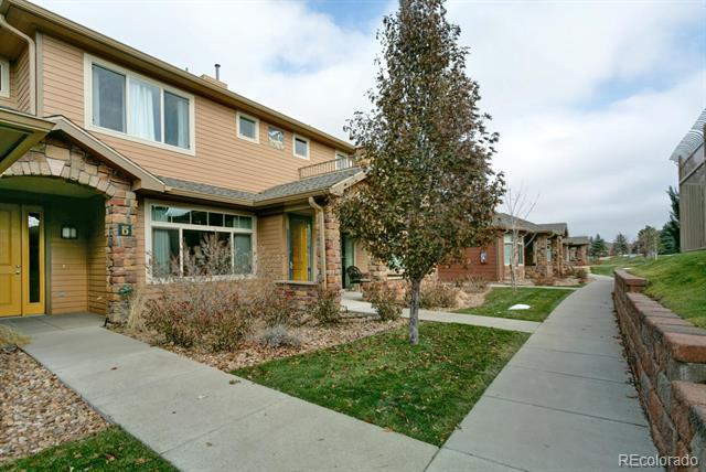 Photo of home for sale at 8524 Gold Peak Drive, Highlands Ranch CO