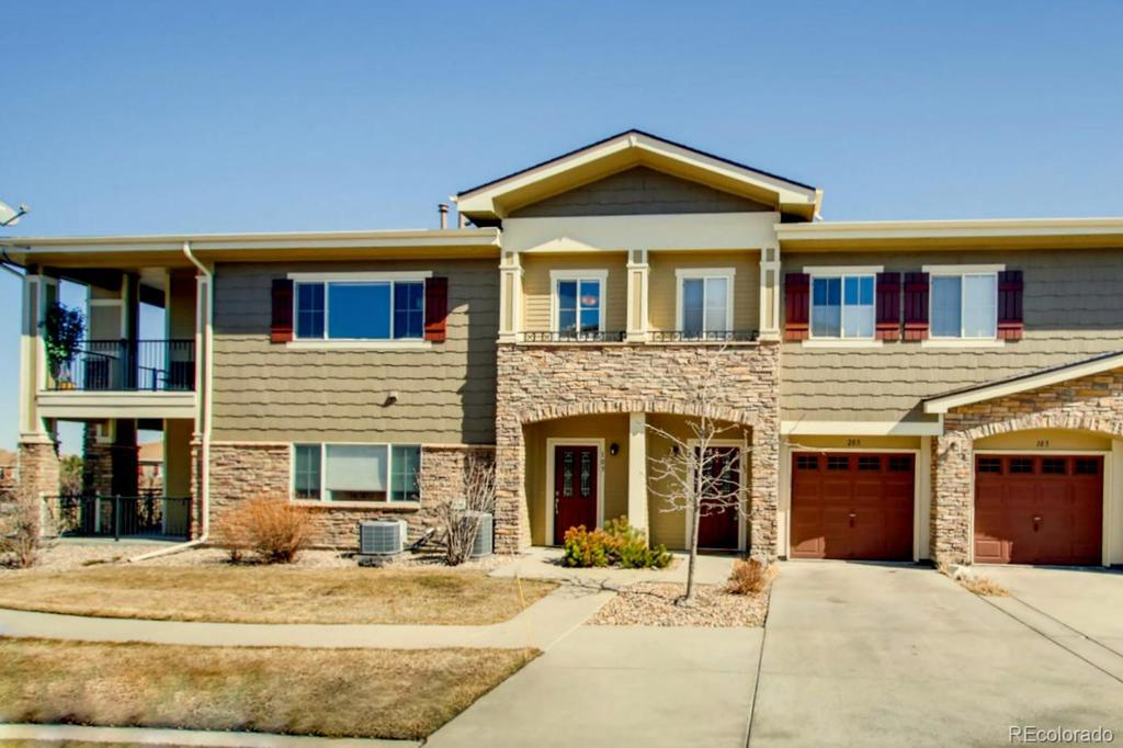 Photo of home for sale at 6232 Kilmer Loop, Golden CO