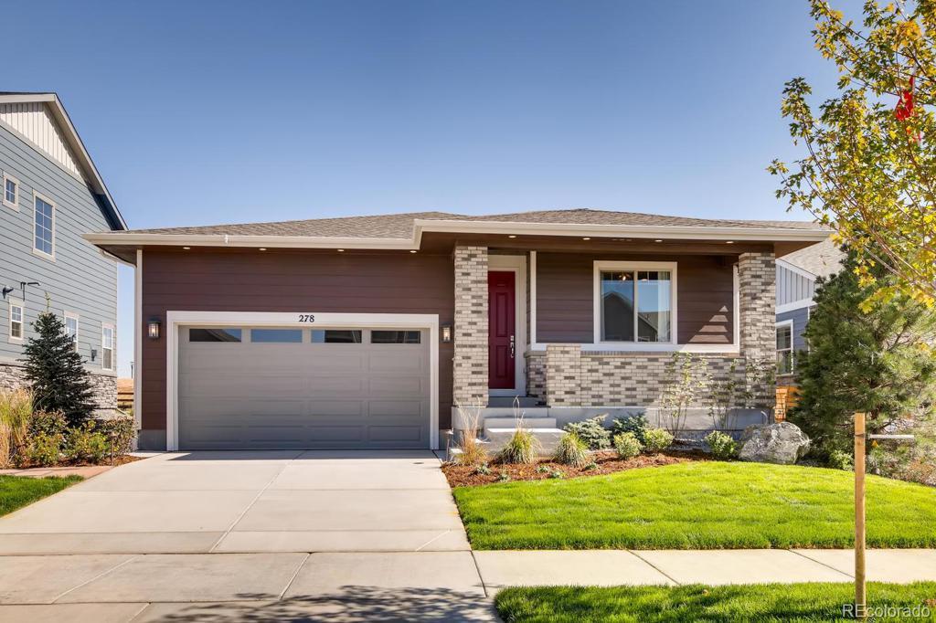 Photo of home for sale at 26790 Cedar E, Aurora CO