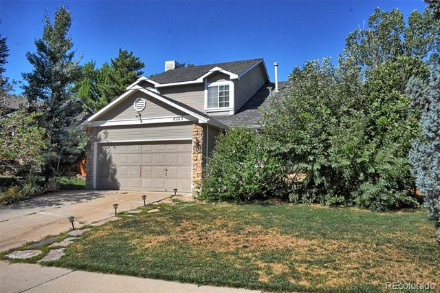 Photo of home for sale at 6265 Oak Way South, Littleton CO