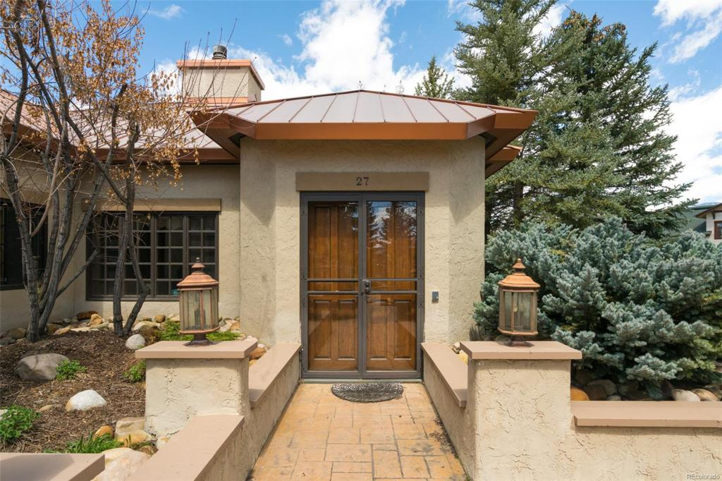 Photo of home for sale at 2600 Eagleridge Drive, Steamboat Springs CO