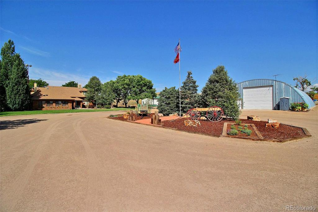 Photo of home for sale at 1511 24th Street E, Greeley CO