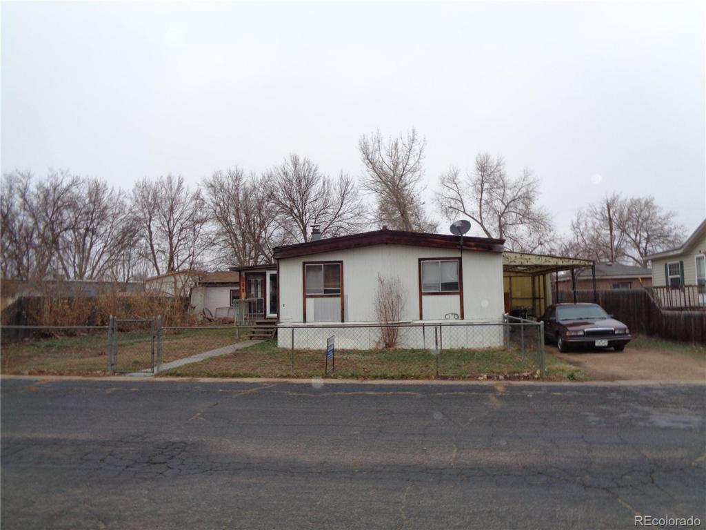 Photo of home for sale at 109 Wooster Drive, Firestone CO